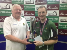 JOSEPH BEATTIE WINS THE 2013 SMPT UK OPEN